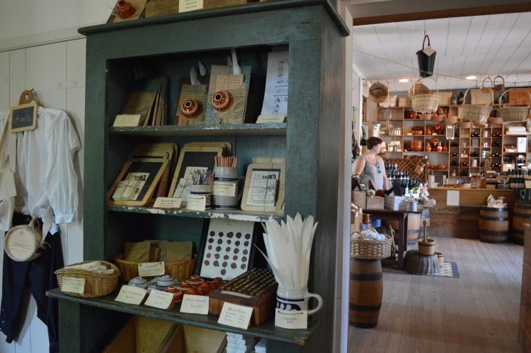 More shops at Colonial Williamsburg