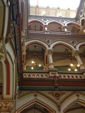 Inside the Old City Hall - Richmond, VA